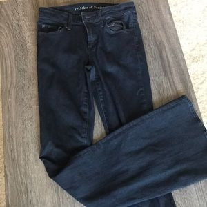 Articles of Society Dark Wash Flare Jeans